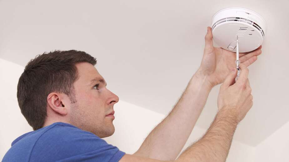 CO Smoke alarm