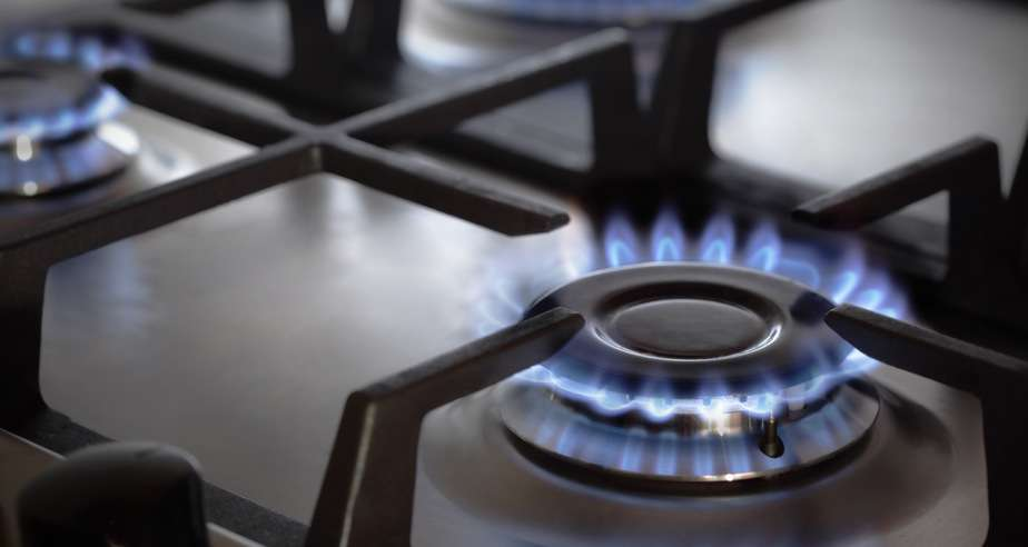 Gas hob, New gas hob or cooker,