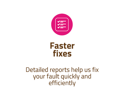 Faster Fixes