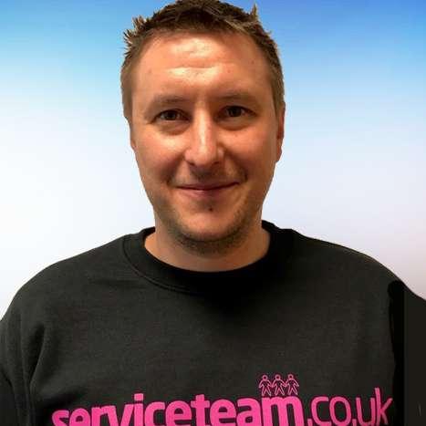 David Lloyd Joins Serviceteam