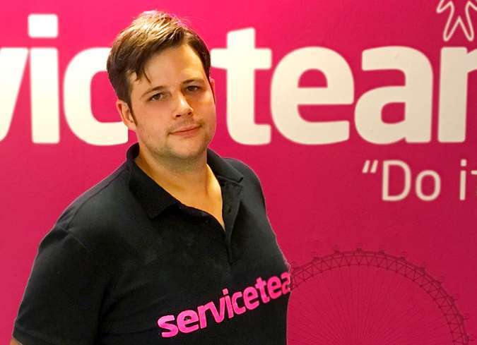 Guy Wentworth joins Serviceteam