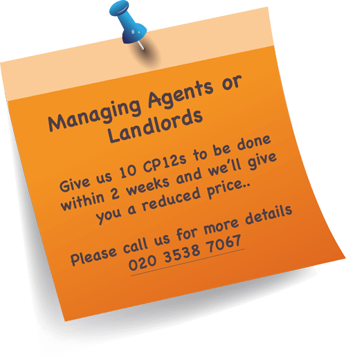 Managing Agents or Landlords Offer