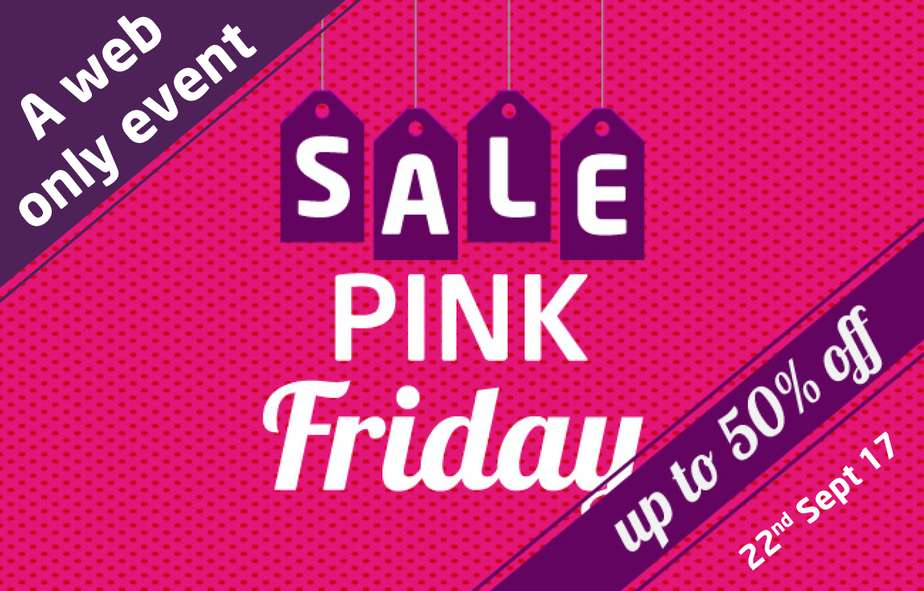 Pink Friday – Thank you!