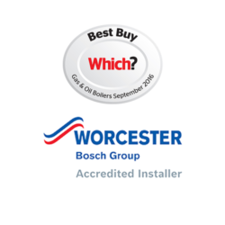 Which and WorcesterBosch Silver Accredited Installer