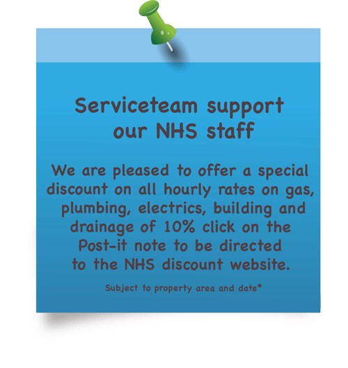 Special offer NHS