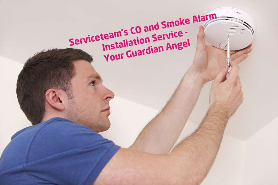 CO & Smoke Alarms Installation Richmond