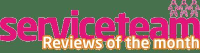 , Reviews of the Month – November 18, Serviceteam London, Serviceteam London