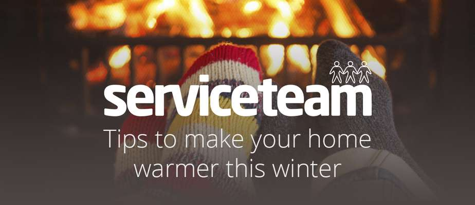 Tips to make your home warmer this winter