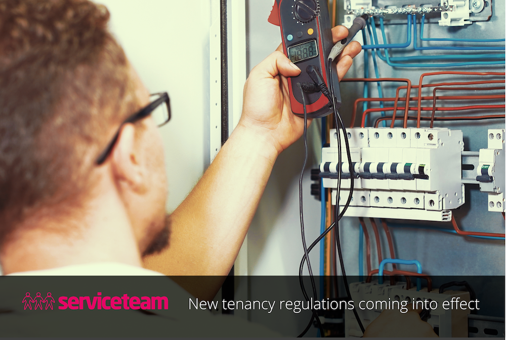 Eicr To Become Legal Requirement | Service Team | London