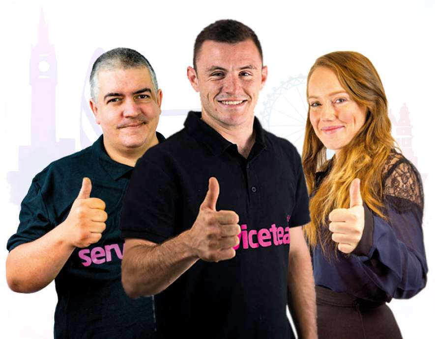 serviceteam engineers London