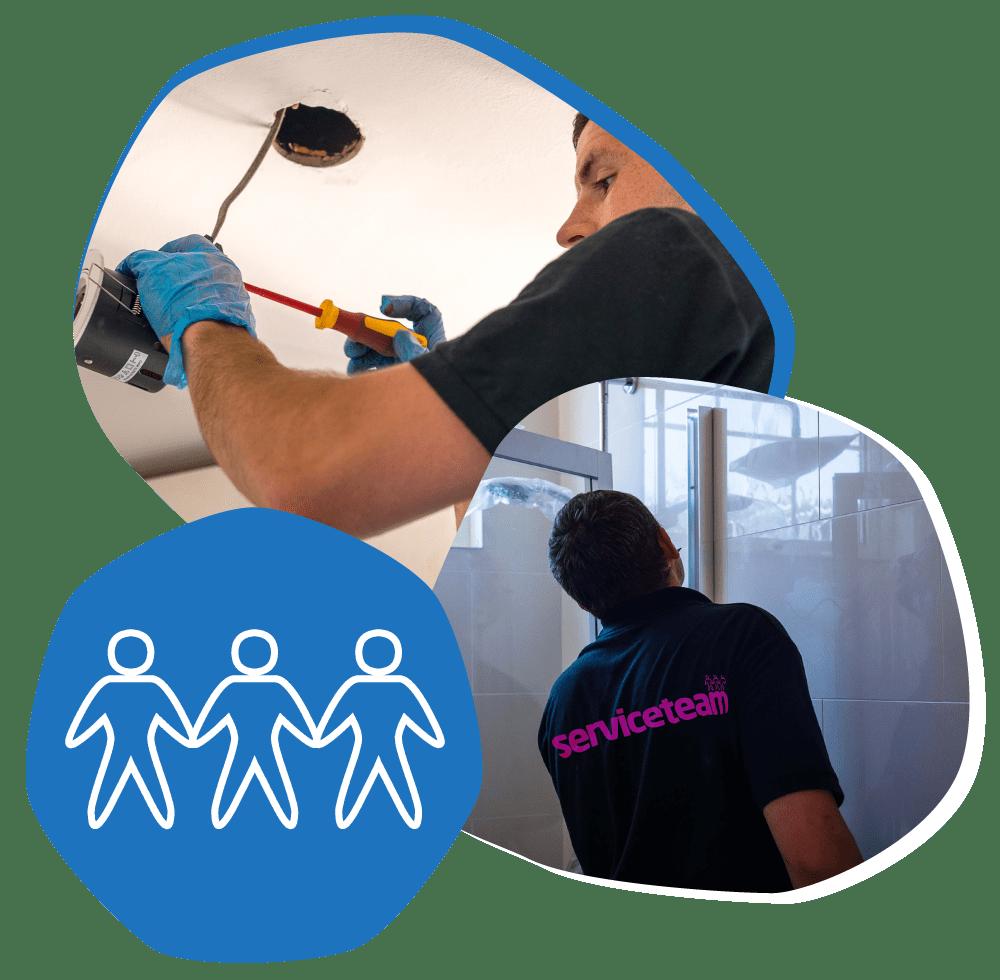 serviceteam services